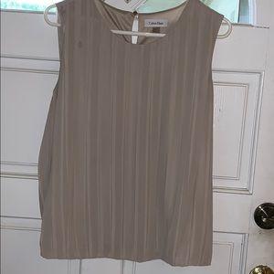 Calvin Klein's blouses